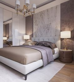 VK is the largest European social network with more than 100 million active users. Comfy Bedroom, Bedroom Bed Design, Modern Bedroom Design, Home Room Design, Room Decor Bedroom, Elegant Home Decor, Elegant Homes, Suites, Luxurious Bedrooms