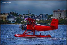 Red Baron Seaplane, Perth, Australia