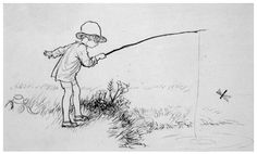 E.H. Shepard.  http://www.chrisbeetles.com/artists/shepard-ernest-howard-mc-obe-1879-1976.html