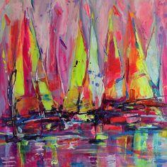 Angles and colors. #Duaiv #Artwork #ArtbyDuaiv
