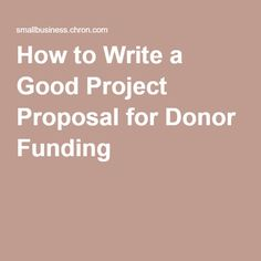 How to Write a Case for Support for Your Non-Profit (Part I)
