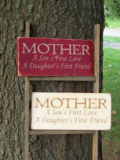 Great Mother's Day Sign