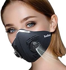 Set 2 pcs coronavirus Anti Dust Mask for Mouth Dust Respirator Wholesale Breath anti odor pollution running sports maska Doble Denim, Exhaust Gas, Respirator Mask, Mask Online, Activated Carbon Filter, Protective Mask, Mouth Mask, Mask Design, Filters