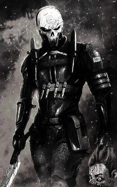 Ideas For Sci Fi Concept Art Characters Cyberpunk Deviantart Arte Cyberpunk, Dark Fantasy Art, Armor Concept, Concept Art, Character Concept, Character Art, Jorge Gonzalez, Mode Steampunk, Post Apocalyptic Fashion