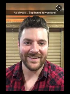 Chris Young #snapchat