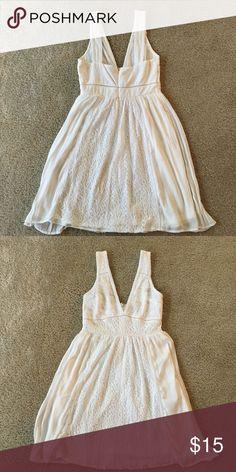 Forever 21 dress New beautiful white lace dress. Dresses Mini
