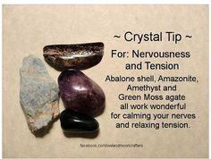 Crystal Tip