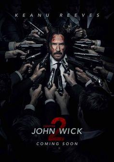 John Wick 2 - Keanu Reeves #johnwick 2016