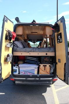 Ask A Van Dweller - Van Life Interview with @s0weboughtavan
