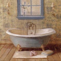 Victorian Bath I Danhui Nai