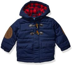 Perry Ellis Baby Boys Quilted Toggle Jacket, Navy, * Inspect this outstanding item by mosting likely to the web link at the photo. (This is an affiliate link). Baby Girl Jackets, Baby Boy Quilts, Perry Ellis, Baby Boys, Canada Goose Jackets, Winter Jackets, Navy, Link, Clothes