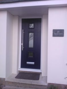 Large Exterior Door Pulls