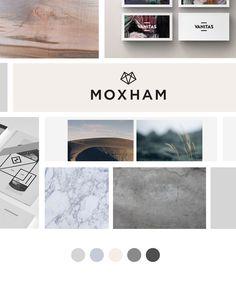 Client moodboard & inspiration I via The Veda House Blog