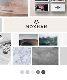 Recent Work: A New Client Moodboard