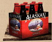 Alaskan Amber - little bite on the first sip but a great amber beer! You have to try it - -
