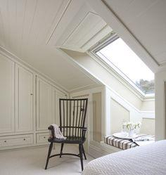 "georgianadesign: ""'New England style house | Kerry, Ireland.' Wall Morris Design, Dublin. Photography by Derek Robinson. """