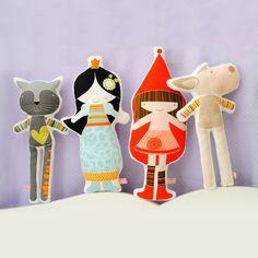 #softie #dolls by PinkNounou
