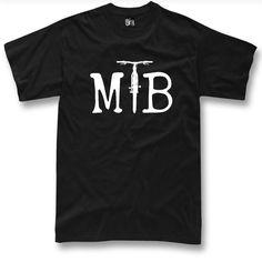 MTB T-shirt Bike Bicycle Mountain bike Cycling Rider track downhill tshirt  #SOLS #BasicTee