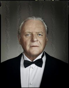 Anthony Hopkins | by Dan Winters