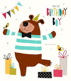 Birthday Boy / Nikki Upsher