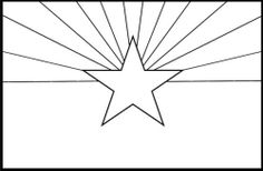 1000 images about ryan 39 s state report on pinterest for Arizona flag coloring page