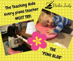 "Hi, and thanks for checking out my blog!  I'm so excited to share this new device that we have been using in my piano studio!!!!!!!!!!  It's the ""Pink Blob"" as we have named it! Do you have lots of students who are driving you NUTS with their constant wiggling and fidgeting no matter how many …"