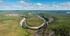 ленские столбы река лена - Поиск в Google