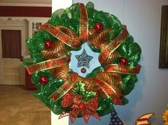 Wreath I made