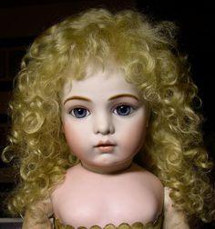 Dolls from the Attic.Mis Muñecas: Children of Paris. Doll by Leon Casimir Bru