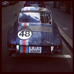 1968 Porsche 911 in Mauriac Design #mauricedemauriac