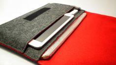 Macbook Air 11 Sleeve / Macbook Air 11 Case / in by MadebyMustDash, €32.95
