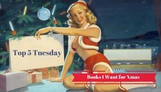 Top 5 Tuesday: Books I want for Christmas