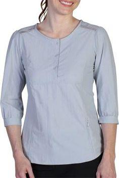 ExOfficio Vernazza 3/4-Sleeve Shirt - Women's - 2014 Closeout - REI.com