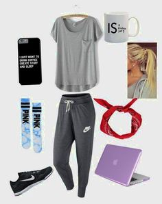 Pinterest: @crazysquirrel_mila Board: Sporty style & workout motivations