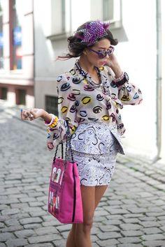 Macademian Girl // polish blogger style