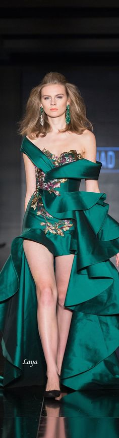 FOUAD SARKIS Fall-Winter 2014-15 COUTURE