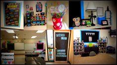 Fifth grade classroom design: Elementary Endeavors blog