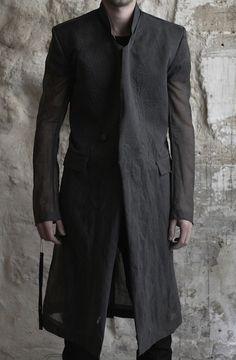 Visions of the Future // Gossamer coat