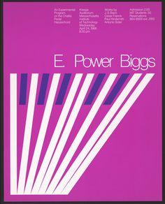 Dietmar R. Winkler, E. Power Biggs, an experimental program on the Challis pedal harpsichord, MIT - Massachusetts Institute of Technology, 1960s