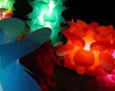 Ciclada by miGUEL HERRANZ for Manufacturas Celda - 2000 #light #orderedchaos #design