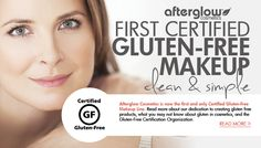 Afterglow Cosmetics | The First and Only Certified Gluten-Free Makeup