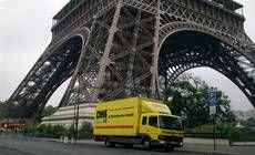 Umzug Paris