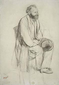 Degas-Edouard_Manet_Seated.jpg 300×432 pixels
