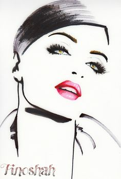 #marker#fashionillustration#finoshah