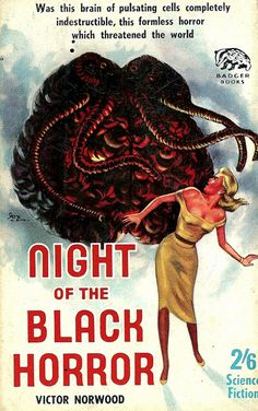 Night Of Black Horror by Victor Norwood. More evidence that the devs for #SWTOR read pulp novels (The Terror from Beyond).