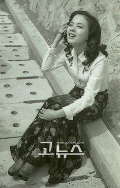 20 Korean actresses who were goddesses in their heyday Kim Soo Mi