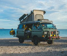 Well, this site was intended to be solely about our expeditions in our beloved 1988 Volkswagen Vanagon; Vw Bus T3, T3 Camper, Volkswagen Bus, Vw Camping, Motorcycle Camping, Sidekick Suzuki, Motorhome, Transporter T3, Vw Lt