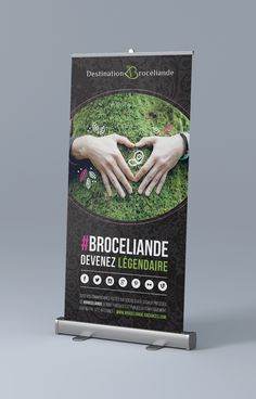 Roll-Up - Brocéliande Up, Cover, Nantes, Blankets