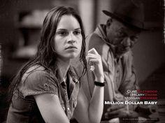 Million Dollar Baby #movie #film #poster