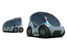 MIT shows off a folding car. Earth-friendly vehicles are said to have small carbon footprints. But the geniuses at the Massachusetts Institute of Technology have built an electric car that shrinks its literal footprint as well.